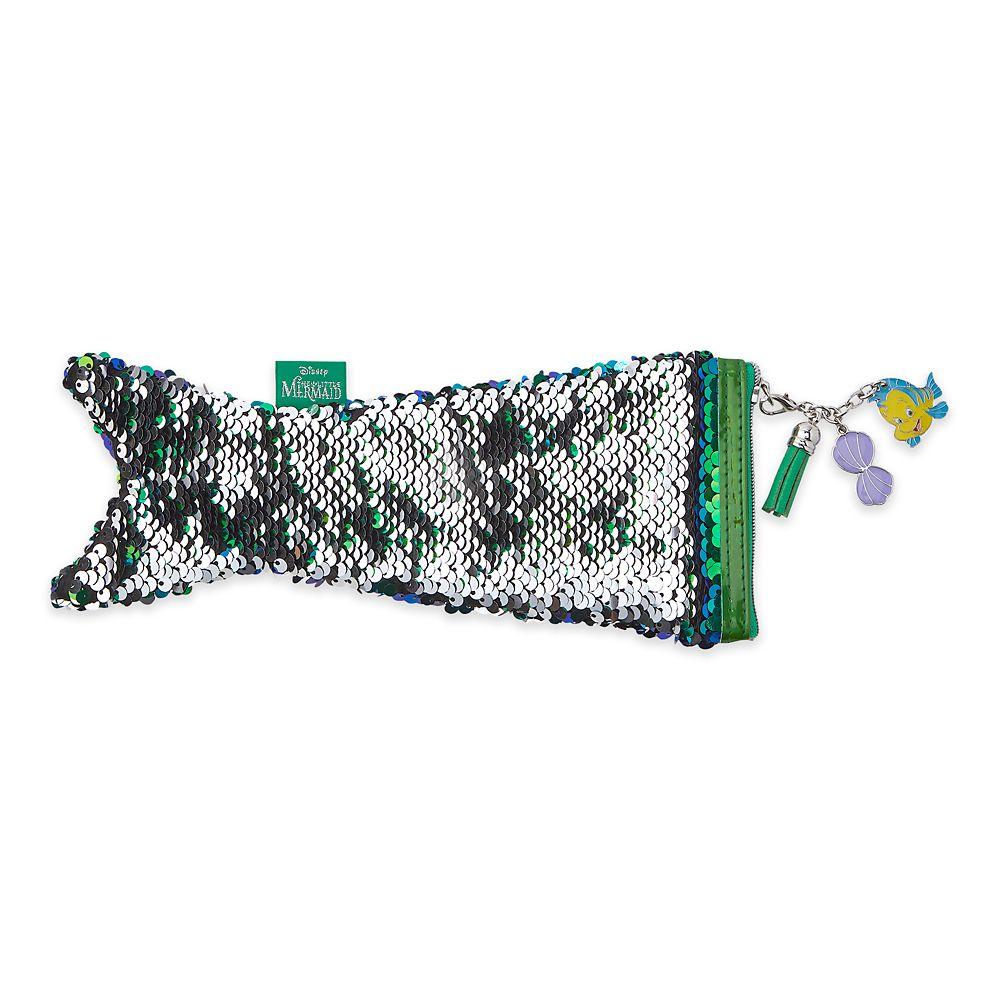 Ariel Reversible Sequin Pencil Case