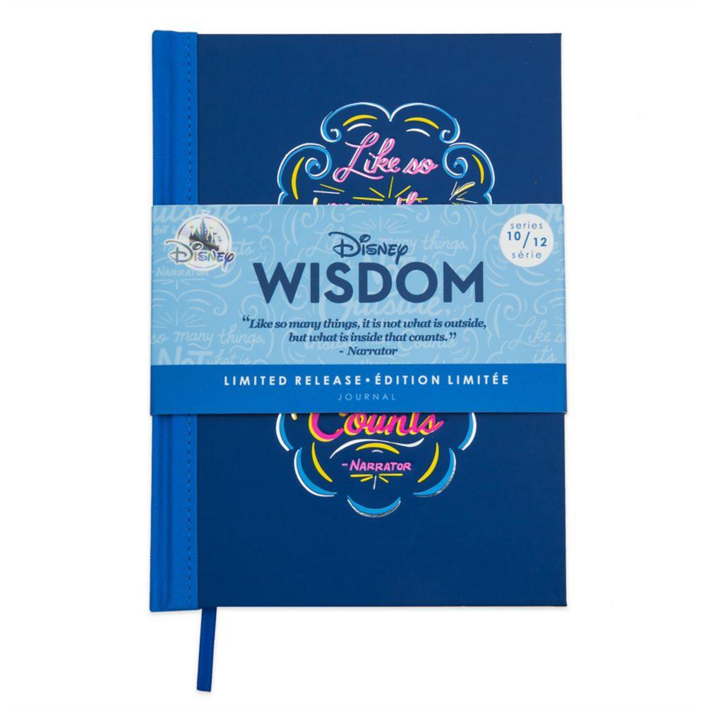 Disney Wisdom Journal – Genie – Aladdin – October – Limited Release