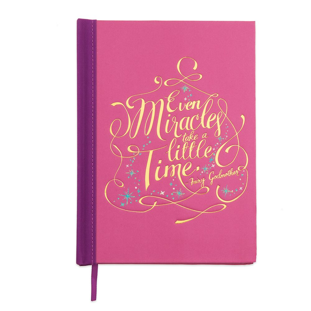 Disney Wisdom Journal – Fairy Godmother – Cinderella – December – Limited Release