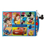 World of Disney Autograph Book and Photo Album with Pen