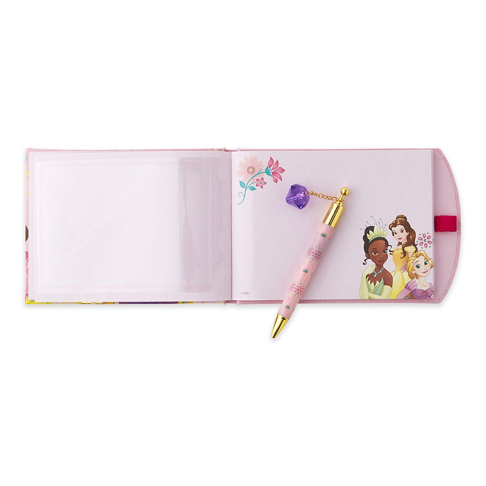 Disney Princess Autograph Book Photo Album with Pen