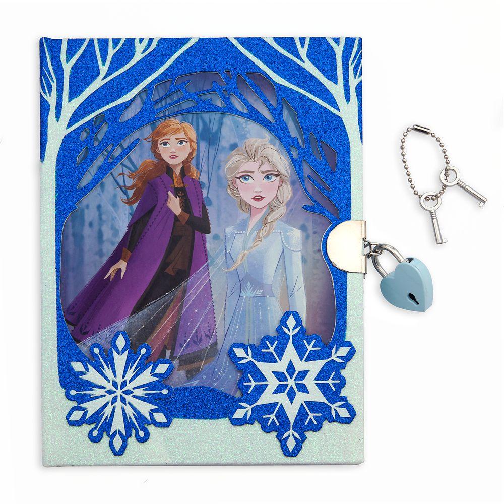 Frozen 2 Diary