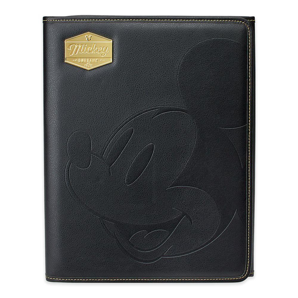 Mickey Mouse Padfolio