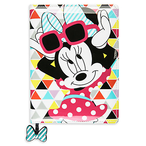 Minnie Mouse Fashion Notebook
