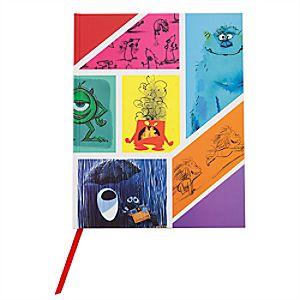 Pixar Sketchbook
