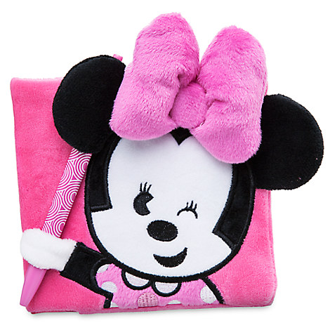 Minnie Mouse MXYZ Notebook with Pen