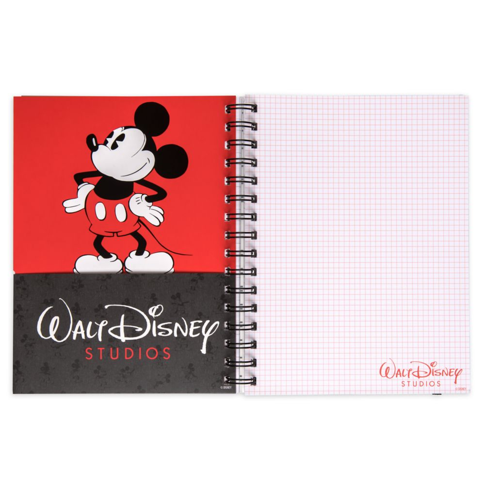 Mickey Mouse Journal – Walt Disney Studios