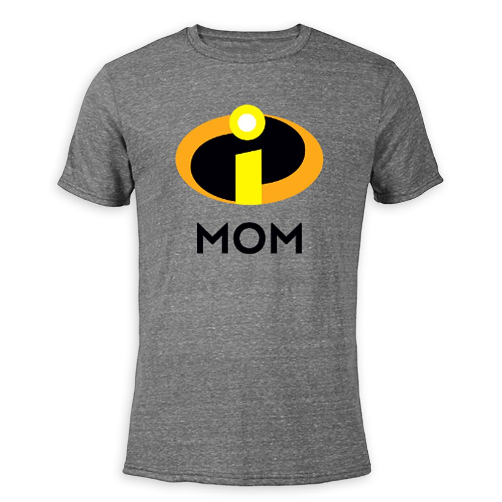 Incredible Mom T-Shirt for Women - The Incredibles – Customized