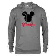 Mickey Mouse Icon ''Grandpa'' Pullover Hoodie for Men – Customized