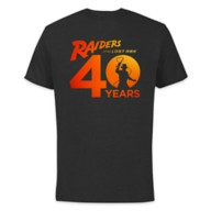 Indiana Jones and the Raiders of the Lost Ark 40th Anniversary T-Shirt for Adults – Customized