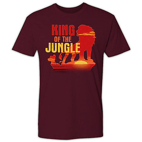The Lion King Tee for Men - Limited Release