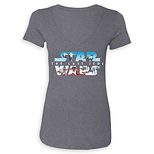 Star Wars: The Last Jedi T-Shirt for Women – Limited Release