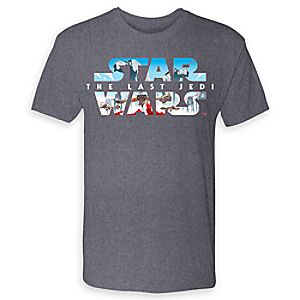 Star Wars: The Last Jedi T-Shirt for Men – Limited Release