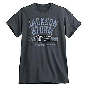 Jackson Storm Tee for Men - Cars 3
