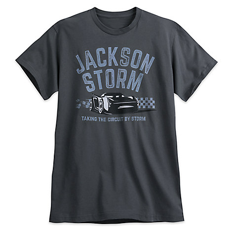 Jackson Storm Tee for Men - Cars 3