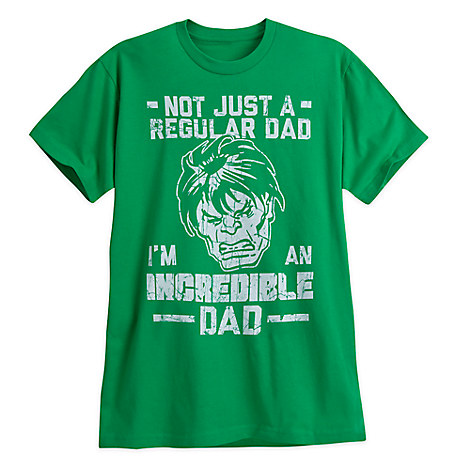 Hulk ''Dad'' Tee for Men