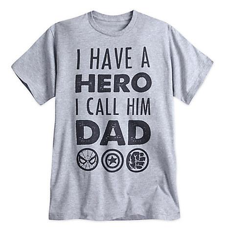 Avengers ''Dad'' Tee for Men
