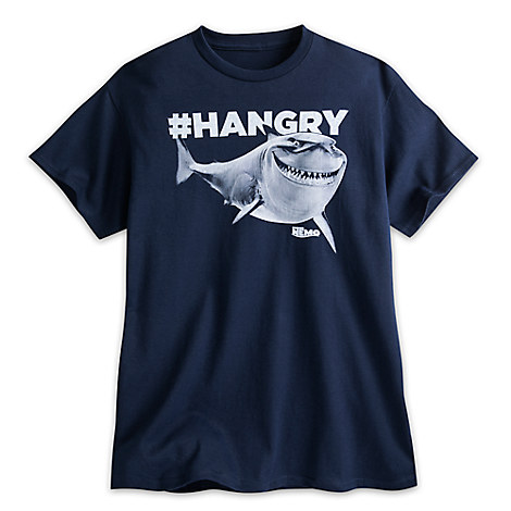 Bruce the Shark Tee for Men - Finding Nemo
