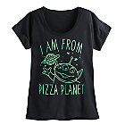 Alien Pizza Planet Tee for Women - Toy Story