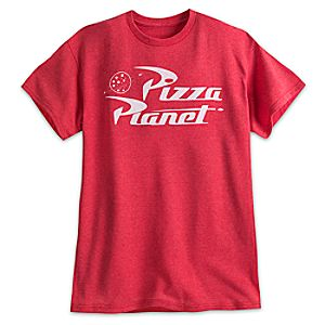 Pizza Planet Logo Tee for Men - Toy Story