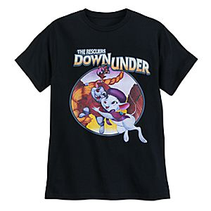 The Rescuers Down Under T-Shirt for Adults 6720057110396M