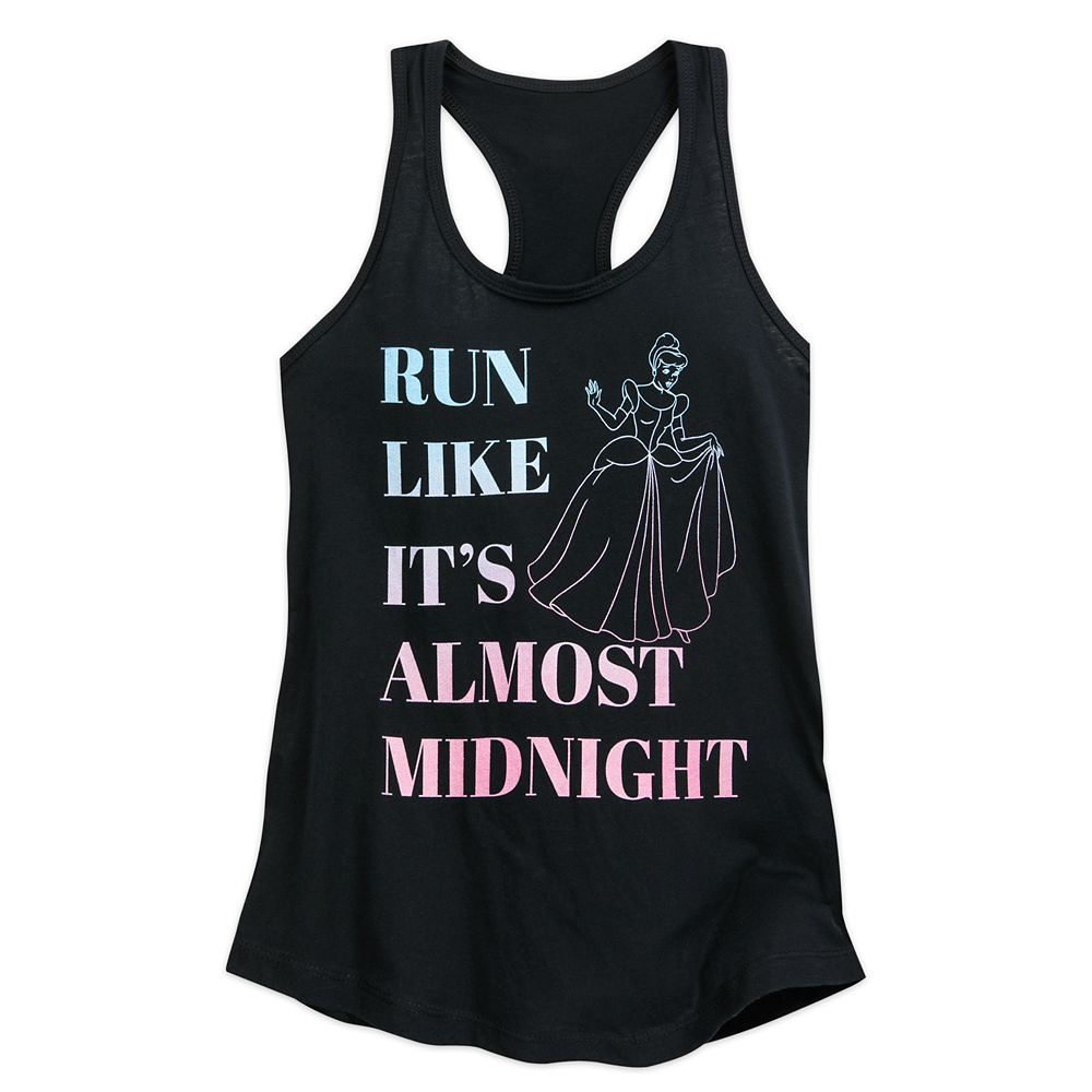 Cinderella ''Run'' Tank Top for Women