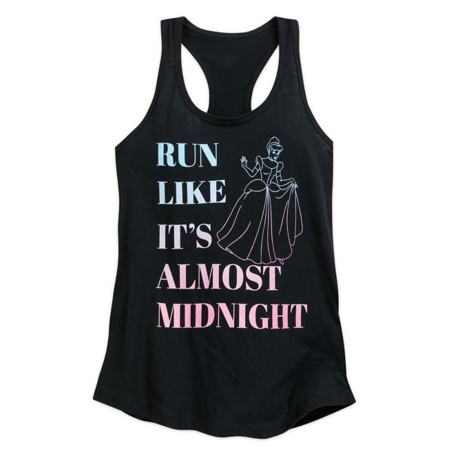 Cinderella ''Run'' Tank Top for Women