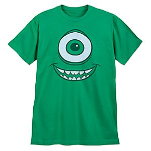 Mike Wazowski T-Shirt for Adults - Monsters, Inc. 6720057110465M