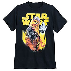 Chewbacca T-Shirt for Adults - Solo: A Star Wars Story
