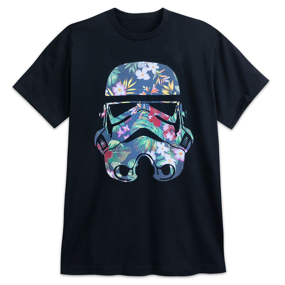 Stormtrooper Floral T-Shirt for Men - Star