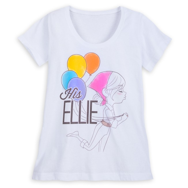 Ellie T-Shirt for Women – Up