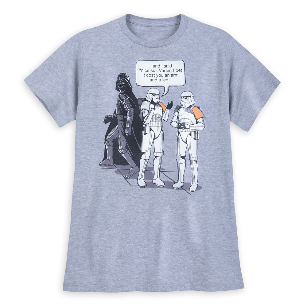Darth Vader and Stormtroopers T-Shirt for Men – Star Wars