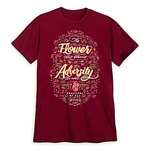 Disney Wisdom T-Shirt for Men - Mulan - February