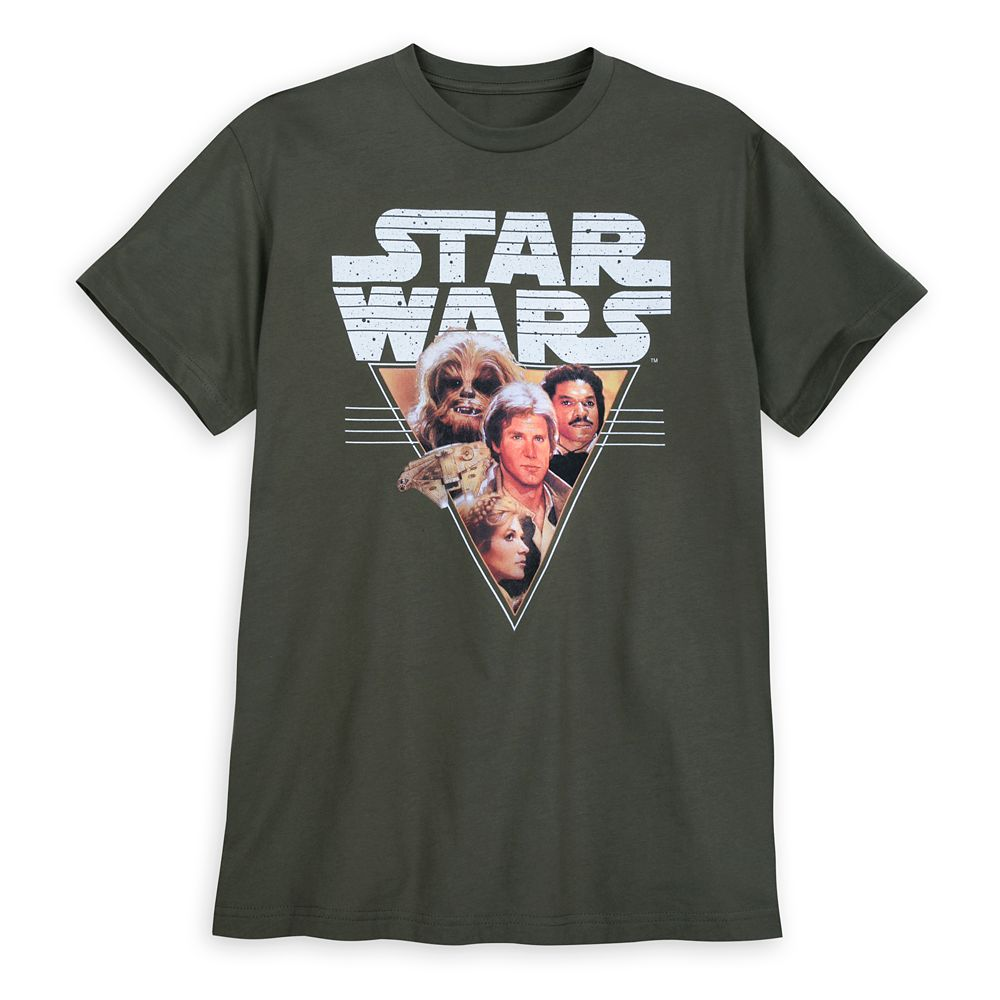 Star Wars Retro T-Shirt for Men
