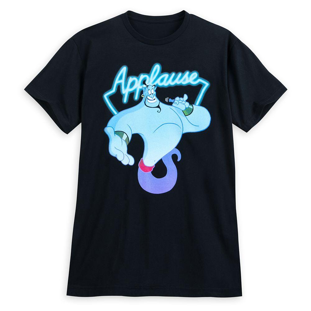Genie Applause T-Shirt for Men – Aladdin