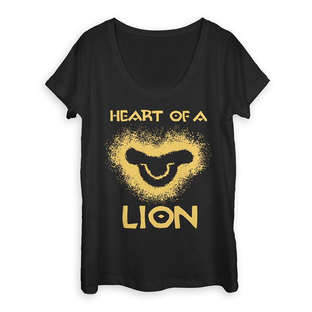 The Lion King T-Shirt for Women – 2019 Film