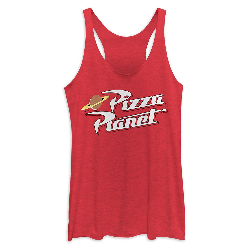 Pizza Planet Tank Top for Juniors – Toy Story