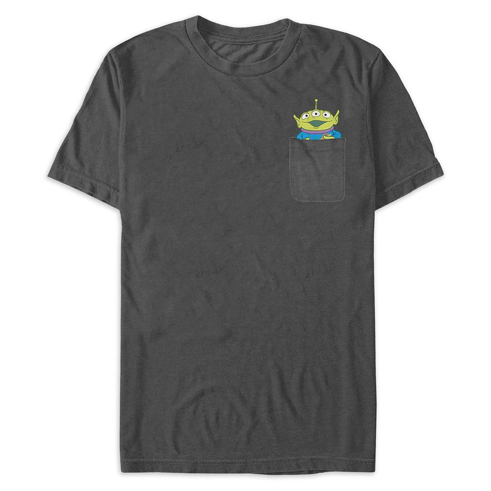 Toy Story Alien Pocket T-Shirt for Men