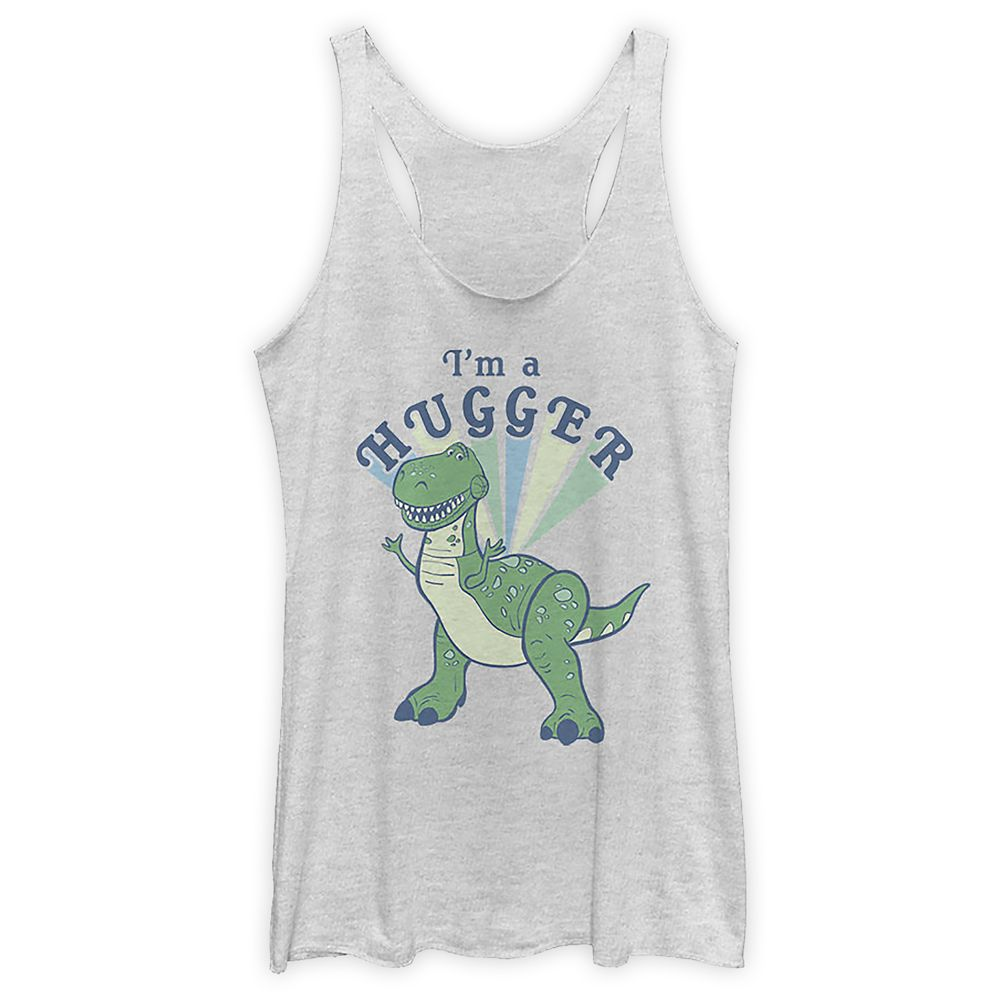 Rex Racerback Tank Top for Women – Toy Story