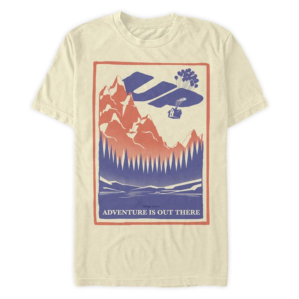 Up T-Shirt for Men