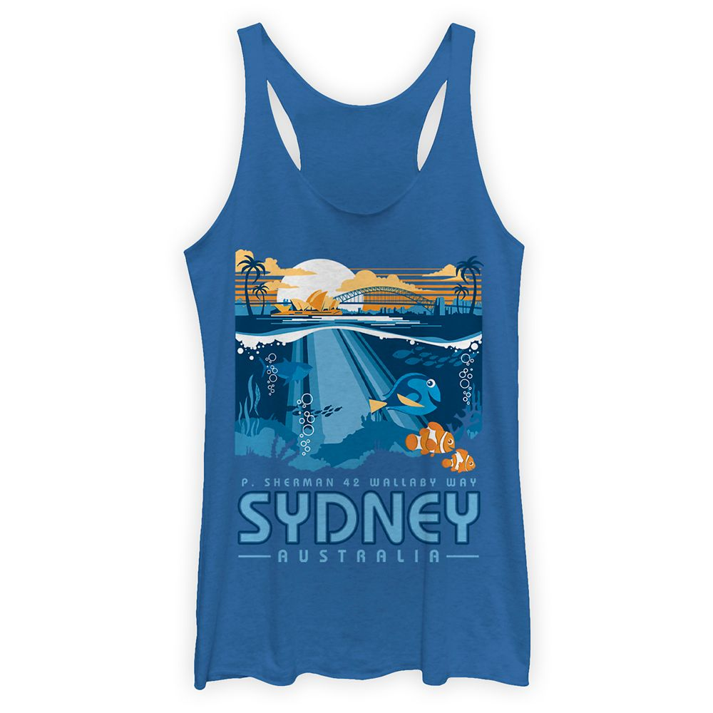 Finding Nemo Tank Top for Women
