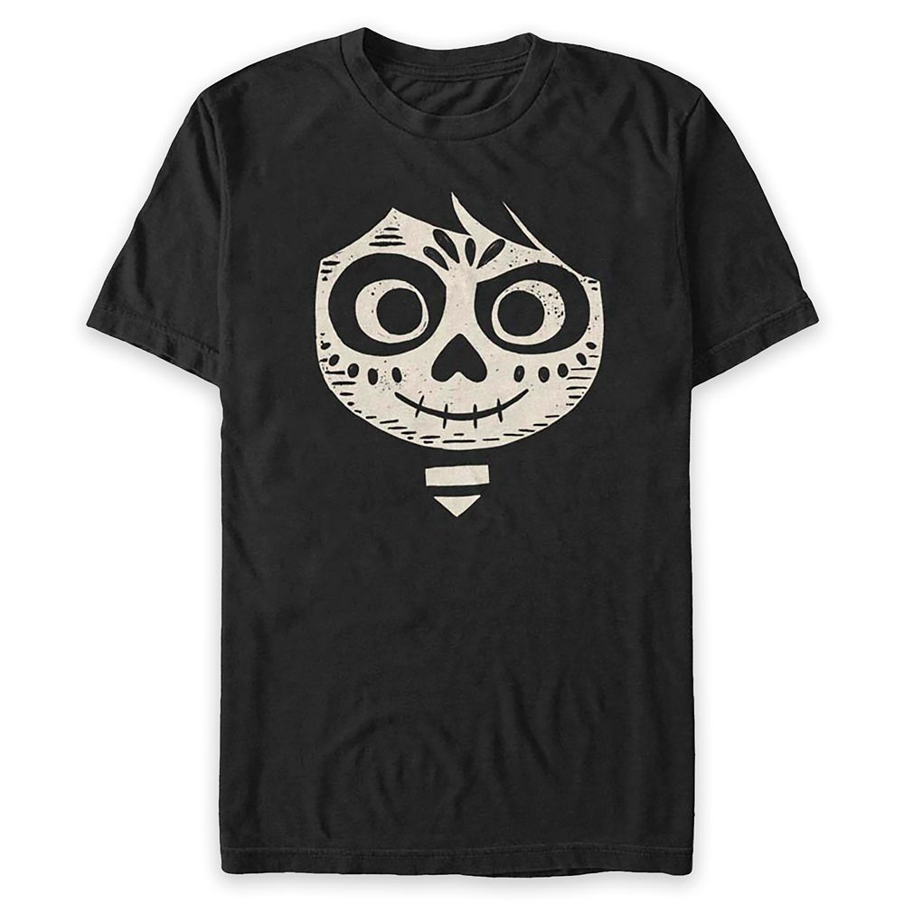 Miguel Face T-Shirt for Men – Coco