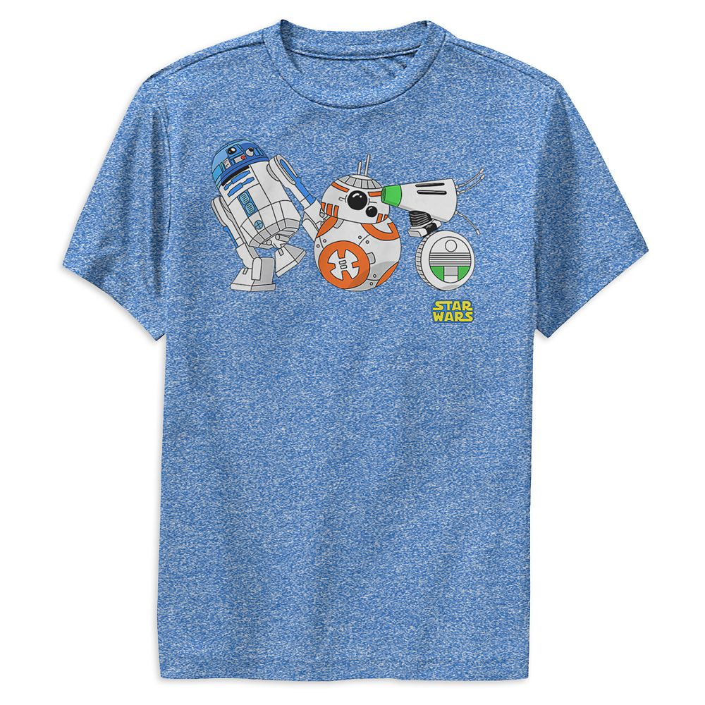 Droids T-Shirt for Boys – Star Wars: The Rise of Skywalker