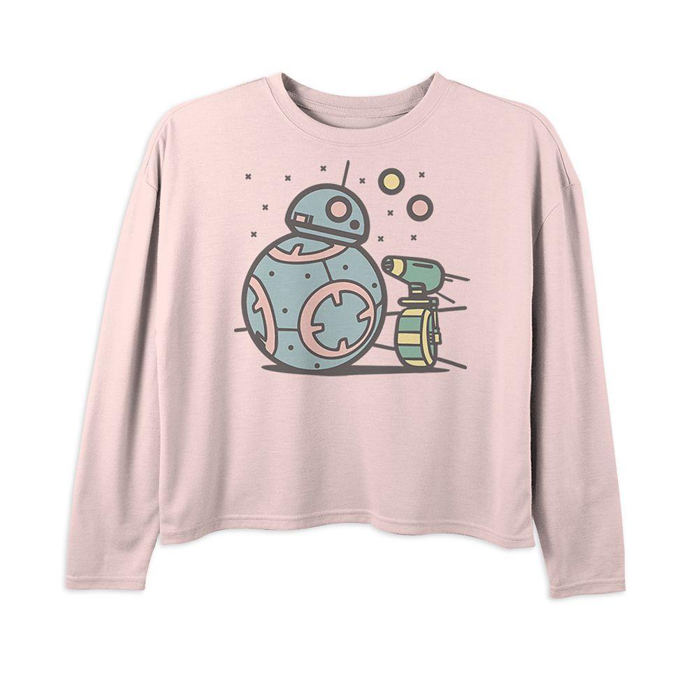 Droids Long Sleeve T-Shirt for Girls – Star Wars: The Rise of Skywalker