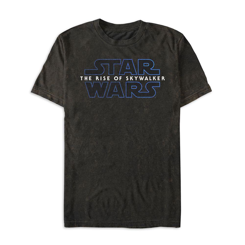 Star Wars: The Rise of Skywalker Logo T-Shirt for Men