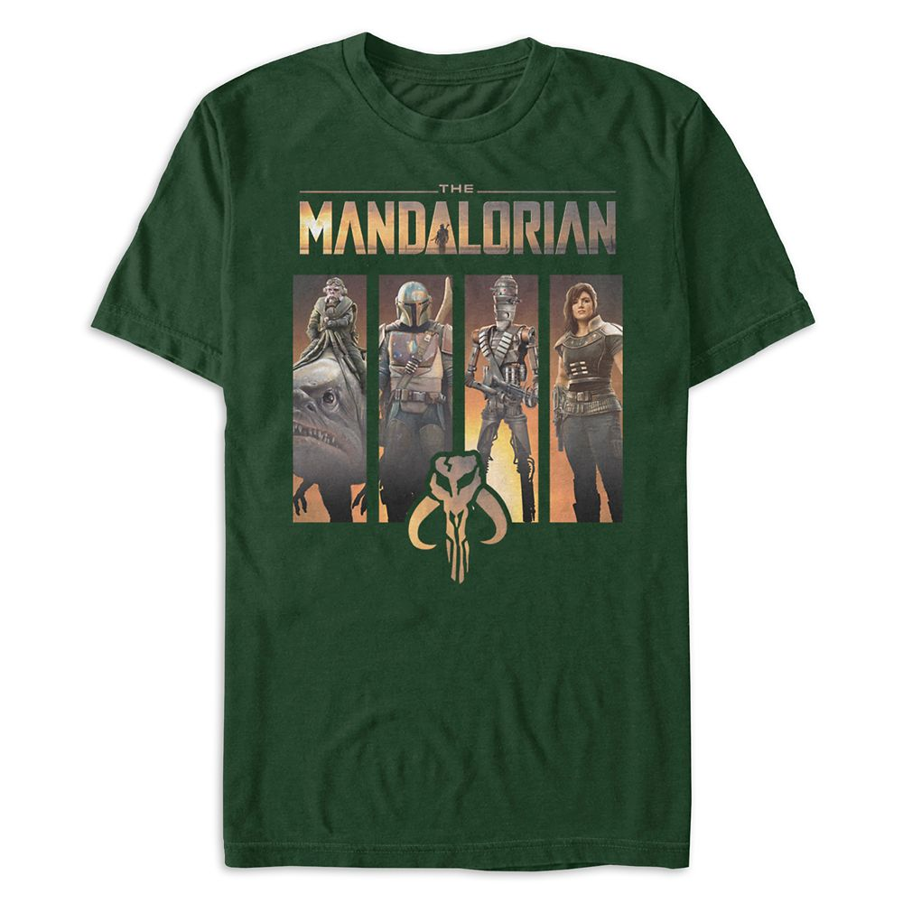 The Mandalorian T-Shirt for Men – Star Wars
