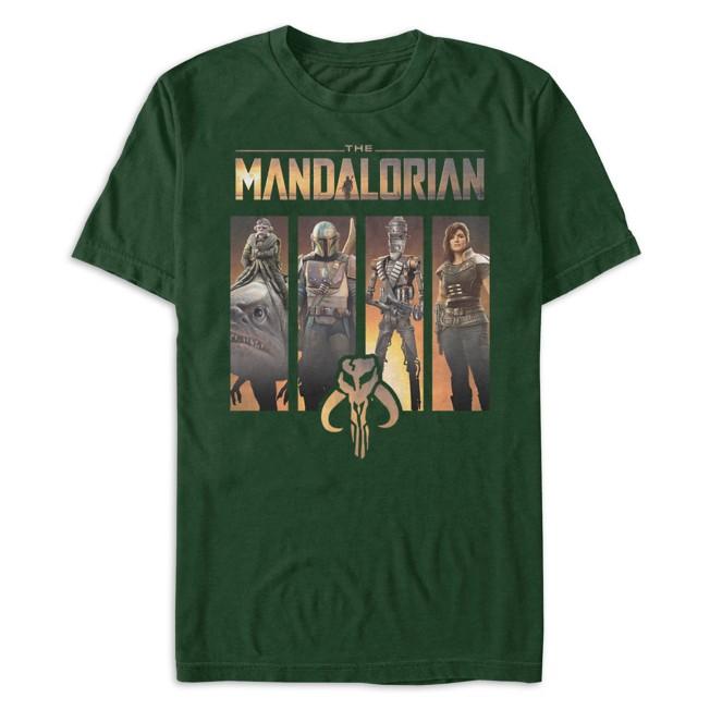 The Mandalorian T-Shirt for Men – Star Wars