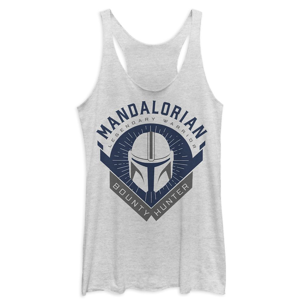 The Mandalorian Tank Top for Women – Star Wars