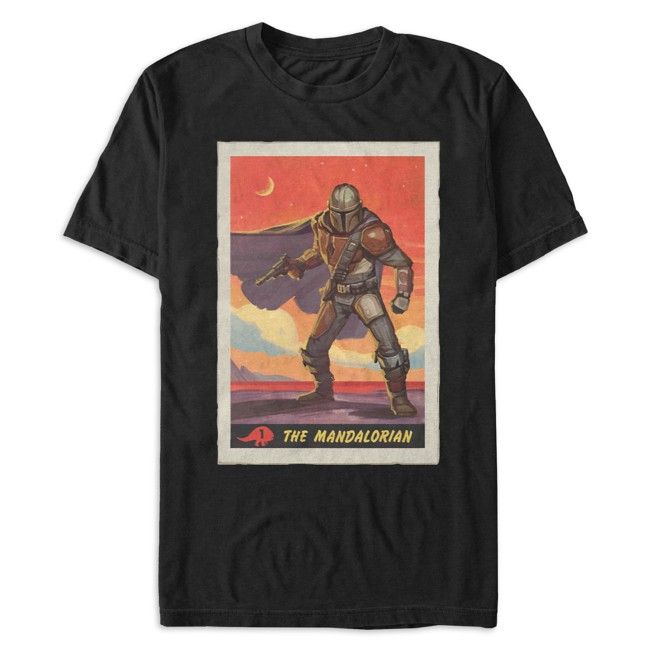 The Mandalorian T-Shirt for Adults – Star Wars