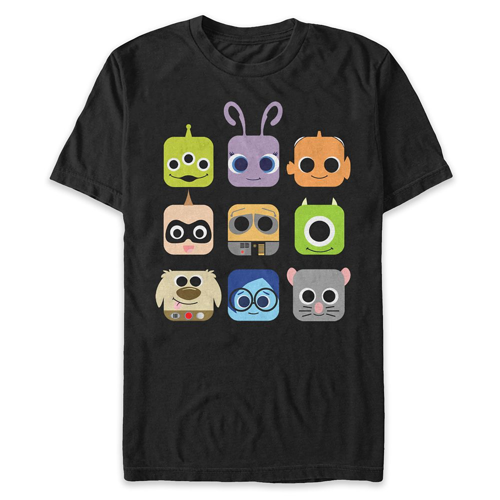 Pixar Icon T-Shirt for Adults
